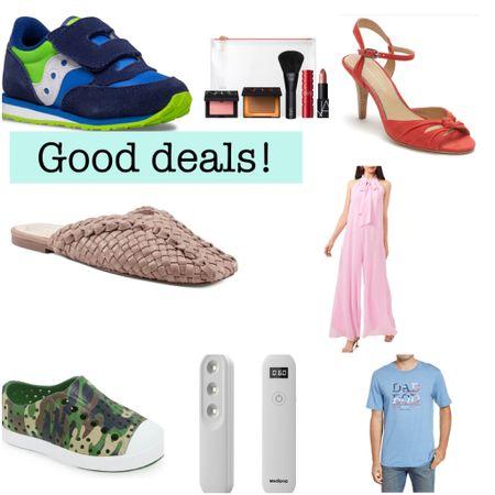 Good deals almost everything at least 40% off plus free shipping   #LTKsalealert #LTKunder50 #LTKshoecrush