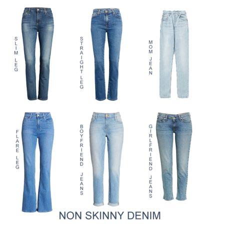 My favorite non skinny denim (   #LTKstyletip