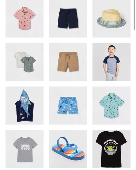 Toddler boy must haves for summer http://liketk.it/3hwyp #liketkit @liketoknow.it
