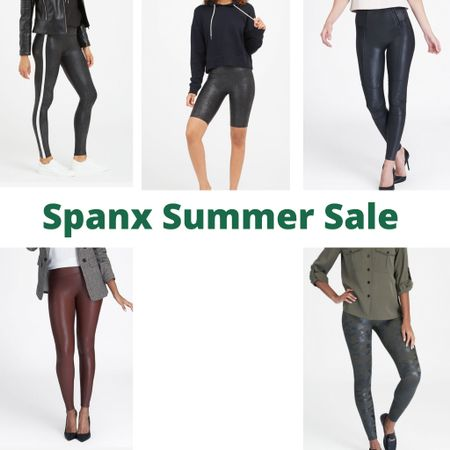 The BEST faux leather leggings are on sale 🙌🏽🙌🏽 http://liketk.it/3iVxy @liketoknow.it #liketkit #LTKunder50 #LTKunder100 #LTKsalealert