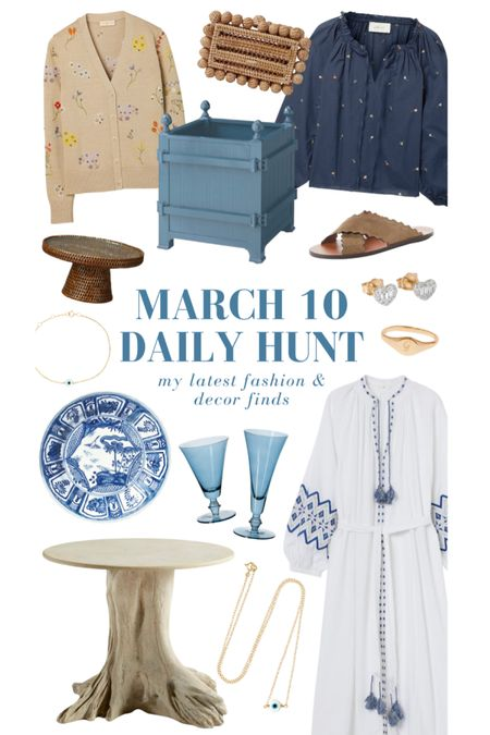 The March 10th finds are live! Explore them all on the Daily Hunt page of Katie Considers! #liketkit @liketoknow.it http://liketk.it/3a9Iy