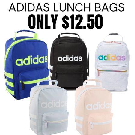 Adidas Lunch Bags! On sale starting at just $12.50. http://liketk.it/3hPjZ #liketkit @liketoknow.it #LTKunder50 #LTKsalealert #LTKitbag