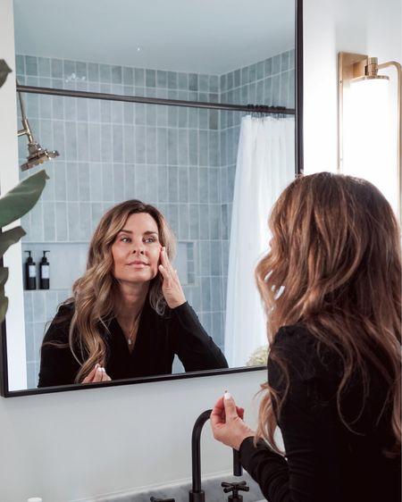 Beauty favorites, skincare, moisturizer, serum, Lunya robe- discount code  Gift-Tammy20  #LTKunder100 #LTKunder50 #LTKbeauty