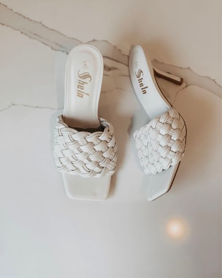 Shein Haul on sale $12!!! These are so worth that price! Braided heels Bottega Veneta dupes       Follow me and style with me! I am so glad and grateful you are here!🥰 @lindseydenverlife 🤍🤍🤍     _____  Business Casual Old Navy Deals Walmart Finds Target Looks #GapHome Shein Haul Nordstrom Sale  Wedding #laurenkaysims #laurabeverlin #champagneandchanel #emilyandgemma #dressupbuttercup #almost_readyblog Guest Dresses Plus Size Fashions Back to School Maternity Style Teacher Outfits Follow my shop on the @shop.LTK app to shop this post and get my exclusive app-only content!  #liketkit  @shop.ltk http://liketk.it/3kLEk Follow my shop on the @shop.LTK app to shop this post and get my exclusive app-only content!  #liketkit #LTKwedding #LTKshoecrush #LTKunder100 @shop.ltk http://liketk.it/3kOVJ