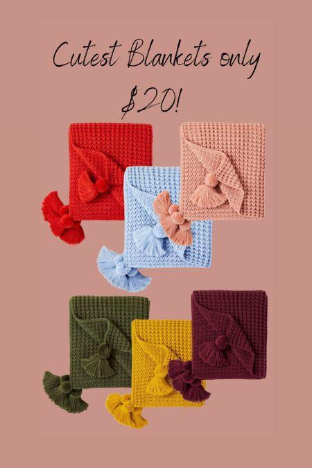 Blankets only $20  Perfect gift idea   #LTKGiftGuide #LTKhome #LTKHoliday