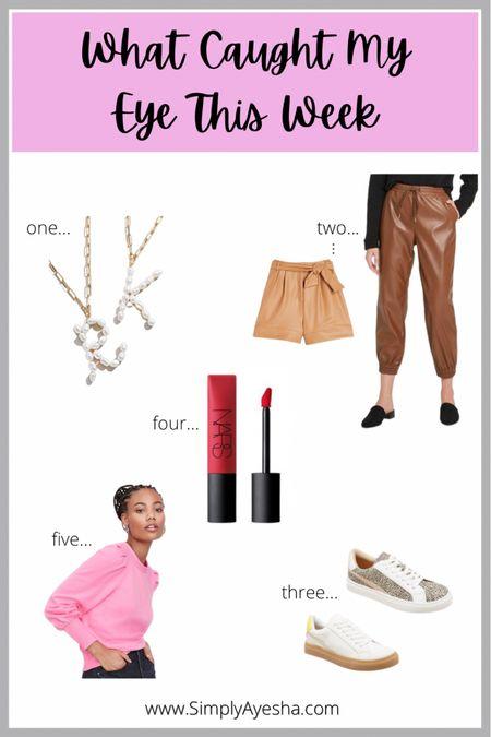 5 Items That Caught My Eye This Week    http://liketk.it/356q7 #liketkit @liketoknow.it #LTKbeauty #LTKunder50 #LTKsalealert Shop your screenshot of this pic with the LIKEtoKNOW.it shopping app