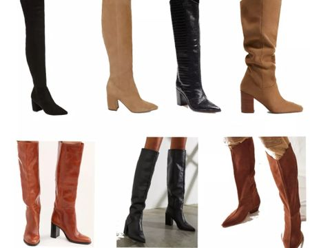 Must have #fall boot round-up! I was searching for a boot round-up so I created my own! You can instantly shop all these boots by following me on the LIKEtoKNOW.it shopping app. Search @closet-whisperer to view boot shopping links. What's your fav?   @liketoknow.it http://liketk.it/2Xc5h #liketkit