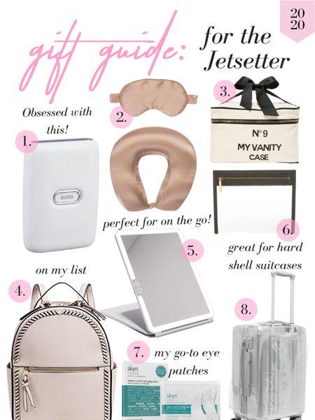 Gift Guide: For the Jetsetter✈️ http://liketk.it/336ol #liketkit #LTKgiftspo #LTKtravel #LTKsalealert @liketoknow.it  #giftguide #holidaygiftguide