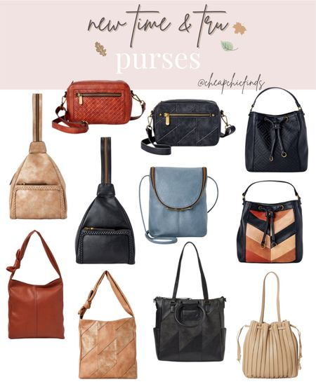 Walmart Time and Tru purses. #fallbags #fallpurses #ltkunder25 #ltkunder30 #fallfashion #fallaccessories #walmart #walmartbags #walmartfallfashion #affordablefashion #pursesforfall  Follow my shop on the @shop.LTK app to shop this post and get my exclusive app-only content!  #liketkit #LTKunder50 #LTKstyletip  @shop.ltk http://liketk.it/3m9hP  #LTKitbag #LTKSeasonal