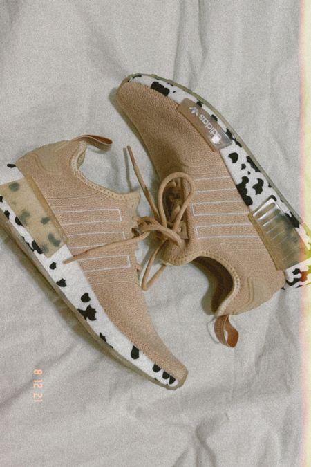 Favorite adidas sneakers on sale Nmd r1 Halo blush Size down 1/2 size!   #LTKSeasonal #LTKunder100 #LTKshoecrush