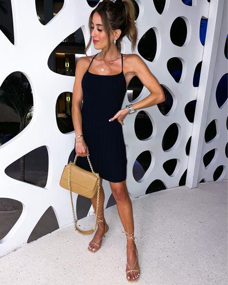Black knit dress size Xs on sale http://liketk.it/3hs55 #liketkit @liketoknow.it #LTKunder100 #LTKunder50 #LTKsalealert