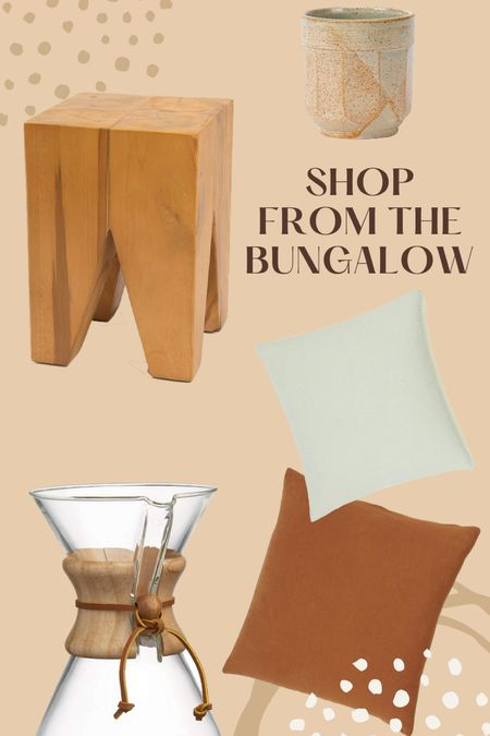 Shop from the bungalow!   #LTKunder50 #LTKhome #LTKstyletip
