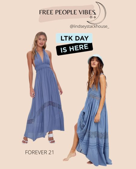 Free people affordable vibes! Found these dresses at Forever 21 and they are part of the @liketoknow.it  sale! I get a size medium! #liketkit http://liketk.it/3hqWZ #LTKsalealert