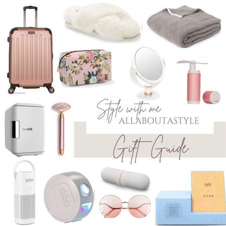Gift Guide for the young college student. #giftguide #essentials #forher #college #travel #beauty #tech #home   #LTKGiftGuide #LTKHoliday