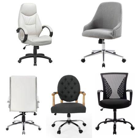 Target ergonomic office chairs.   #LTKhome