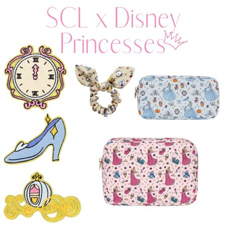 My haul from the Stoney Clover x Disney Princess launch.   #LTKitbag #LTKstyletip #LTKbacktoschool