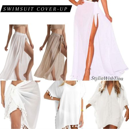 Swimsuit cover-up. Vacation and beach ready. Spruce up your swimsuit.  #coverup#coverups#beachready #resortwear#swimwear#amazonfashion #amazonswim#vacationwear#amazon #swimcoverup#vacationoutfit#ltkswim http://liketk.it/3gAco #LTKDay #LTKsalealert #LTKunder100 #LTKbrasil #LTKstyletip #LTKunder50 #LTKfit #LTKbeauty #LTKtravel @liketoknow.it Screenshot or 'like' this pic to shop the product details from the LIKEtoKNOW.it app, available now from the App Store! Screenshot or 'like' this pic to shop the product details from the LIKEtoKNOW.it app, available now from the App Store! Shop your screenshot of this pic with the LIKEtoKNOW.it app #liketkit