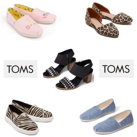 TOMS has really stepped up their game with so many cute styles! They're offering 30% today with code SUMMER. Get comfort, style + sustainability all in one! 👟👟  #LTKshoecrush #LTKunder100 #LTKsalealert