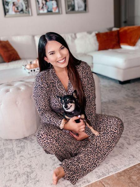 Cozy pajamas for fall 🖤  #LTKGiftGuide #LTKSeasonal #LTKstyletip