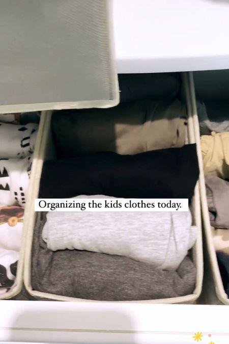 #organization #organizing #drawers