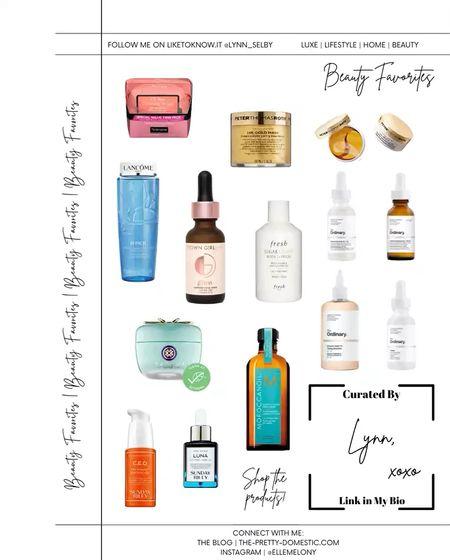 Holy grail beauty routine! #LTK   #LTKunder100 #LTKbeauty