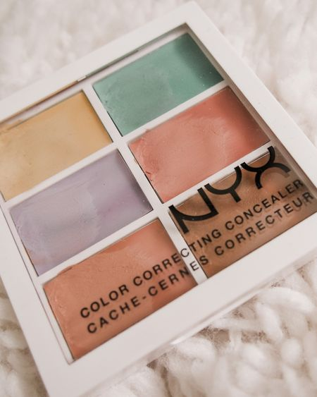 Buy 2, get 1 free when you shop the entire NYX Professional Makeup brand at Ulta! NYX's Color Correcting Concealer has been a lifesaver for me. The palette comes with six color-correcting shades to correct, neutralize, and brighten your skin. I use it to cover my blemishes and dark spots. For $12, it's a cheaper alternative to high-end color-correcting palettes. Get yours from Ulta now!  #LTKbeauty #LTKunder50 #LTKSeasonal