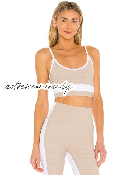 Activewear roundup 🤍   #LTKfit #LTKstyletip #LTKshoecrush
