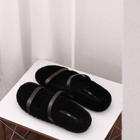 Fall Slides 🖤🤎. — Sharing two fall slides I recently added to my wardrobe.    #LTKshoecrush #LTKSeasonal #LTKstyletip
