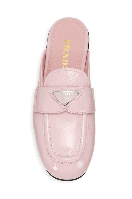 Pretty in pink💗✨ These cuties are perfect for a casual summer outfit. http://liketk.it/3frnN #liketkit @liketoknow.it #LTKstyletip #LTKshoecrush #LTKworkwear #shoes #slides #pinkshoes #prada #pinkprada #designer
