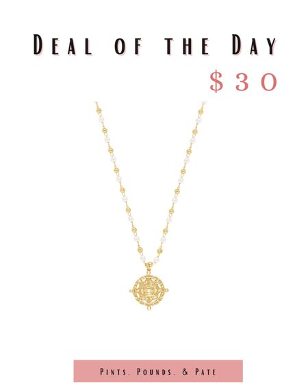 Amazing faux pearl necklace from Nordstrom - just ordered it! Can't wait to start wearing it!  #LTKstyletip #LTKunder50 #LTKfit