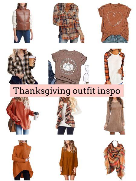 Thanksgiving outfits   #LTKunder50 #LTKunder100 #LTKHoliday