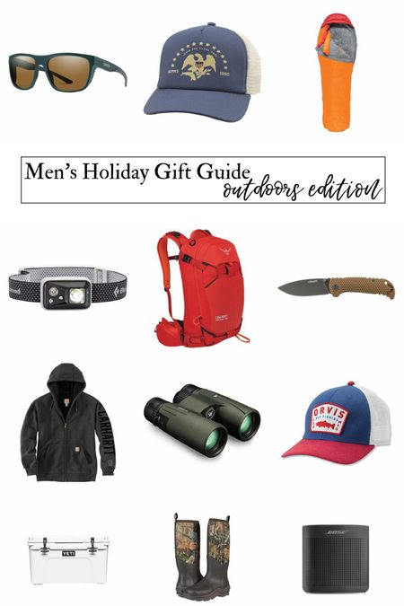 Looking for a gift for an outdoorsy guy? Look no further than this Men's Christmas Gift Guide Outdoors Edition! http://liketk.it/328rR  #liketkit @liketoknow.it #LTKmens #LTKworkwear Screenshot this pic to get shoppable product details with the LIKEtoKNOW.it shopping app