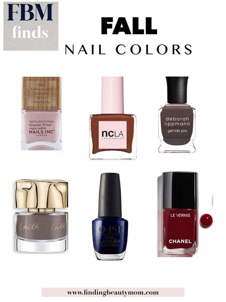 Fall nail polish, nail polish colors for fall, psl, deep red nail, beauty favorites, finding beauty mom, Chanel, best nail colors  #LTKSeasonal #LTKbeauty #LTKstyletip