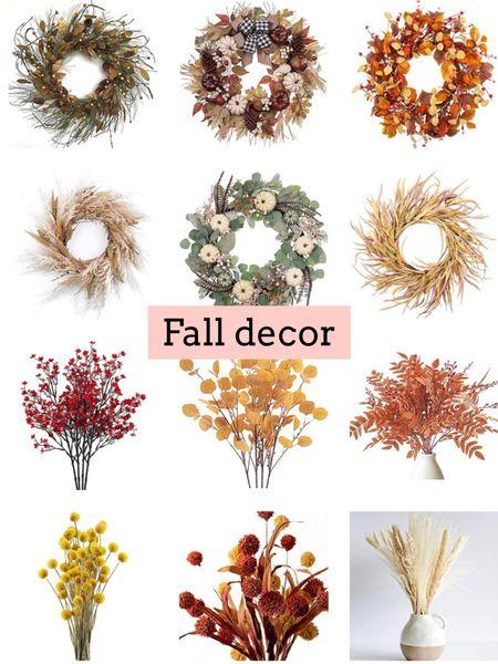 Fall decor. Home decor. Amazon finds   #LTKhome #LTKSeasonal #LTKunder50