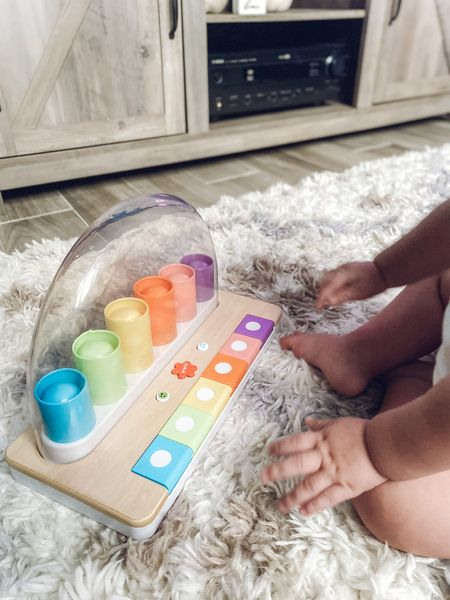 My little guy love this toy! Amazon finds for the win! Amazon toys ❤️ piano toys   #LTKGiftGuide #LTKbaby #LTKkids