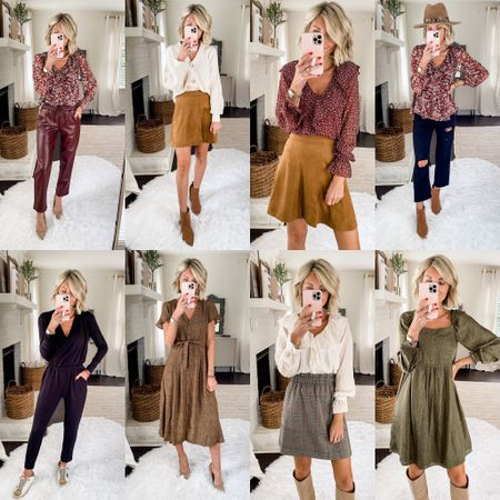 8 fall must have looks from Loft!  #LTKstyletip
