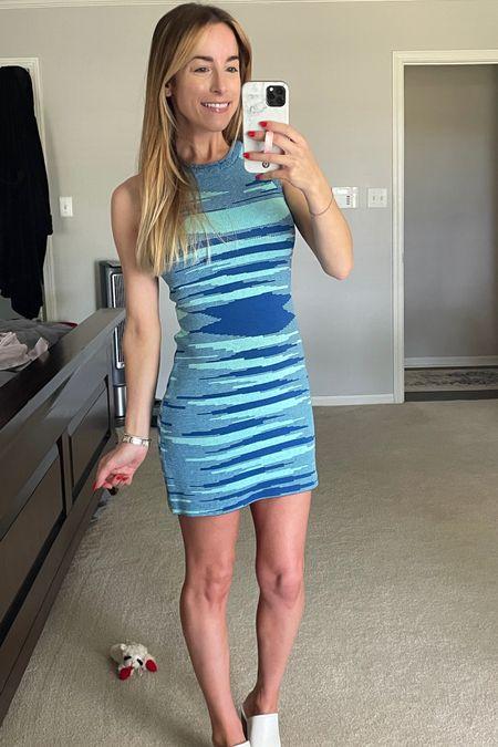 Amazon Knit Blue Dress  #amazon #dress #trending #ltktrend #summerdress #summerstyle #summer #LTKunder50 #LTKstyletip @liketoknow.it #liketkit http://liketk.it/3i6KL #LTKtravel