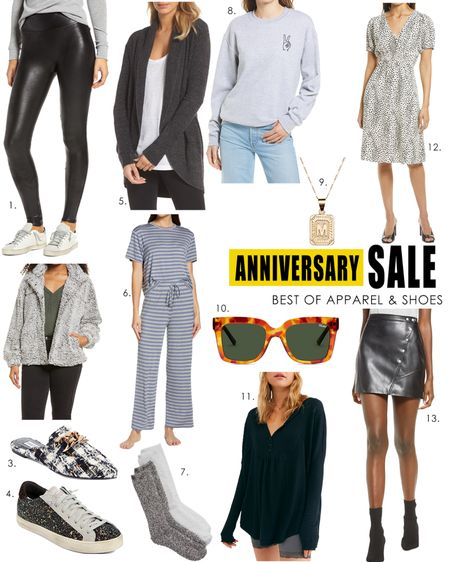 Its time the Anniversary Sale has officially opened for Icon members! Shop my top apparel, accessories and shoes pick right here!  #NSale   #LTKsalealert