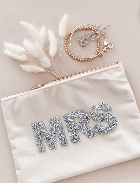 Mrs. Bag by ModParty 💍  #LTKsalealert #LTKunder50 #LTKwedding
