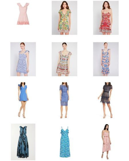 Summer dresses http://liketk.it/2R8eP #liketkit @liketoknow.it