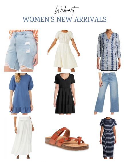 Don't miss out all sales during Walmart's Deals For Days Sale.   These women's new arrivals are perfect for summer! #WalmartFashion  Don't forget to double tap this post to save it for later.   Follow me for more ideas and sales.   #LTKunder50 #LTKSeasonal #LTKsalealert
