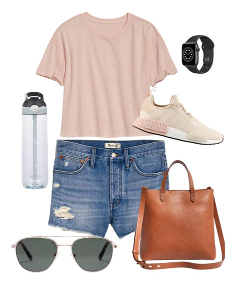 Running Errands All Day OOTD Today we are running errands so the outfit needs to be cute and comfy. Lots of walking in these shoes and water to stay hydrated. Links available for straight and plus sizes. http://liketk.it/3f3qQ #liketkit @liketoknow.it #LTKstyletip #LTKcurves