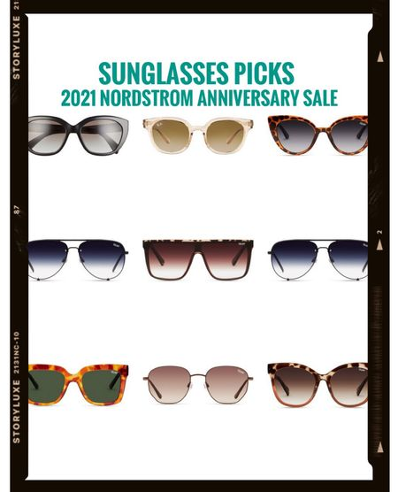 Here are my sunglasses picks from the 2021 Nordstrom Anniversary sale. They range from $35.90 to $181.90.      #nordstrom #nordstromsale #nordstromanniversarysale #nordstromsale2021 #2021nordstromsale #2021nordstromanniversarysale #nordstromanniversarysale2021 #nordstromsunglasses #nordstromfall #nordstromaccessories #sunglasses #fallsunglasses #fallaccessories #nsale          #LTKunder50 #LTKunder100 #LTKsalealert