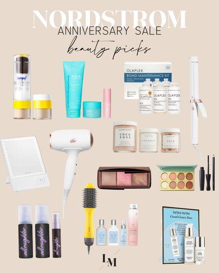 Nordstrom Anniversary sale! Beauty picks!✨  #LTKbeauty #LTKsalealert #LTKunder100