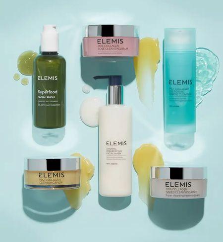 Elemis is on sale for LTK early gift sale! Shop some of the best sellers! #moisurizers #cream #facial #eyecream #skincare #beauty  #LTKSale #LTKbeauty