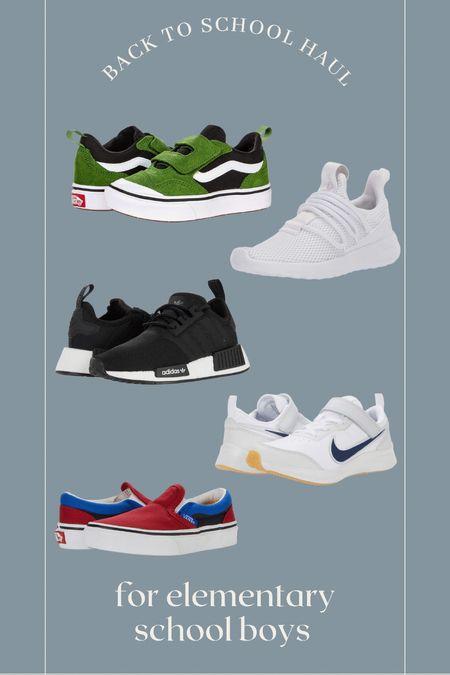 Boys shoes! #adidas #nike #vans #backtoschool #backtoschoolshopping  #LTKfamily #LTKkids #LTKshoecrush