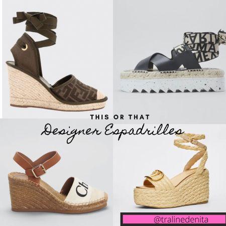 Summer Espadrille Sandals!!! #summersandals #espadrille #summerfashion http://liketk.it/3iGiW #LTKstyletip #LTKsalealert @liketoknow.it #liketkit You can instantly shop all of my looks by following me on the LIKEtoKNOW.it shopping app