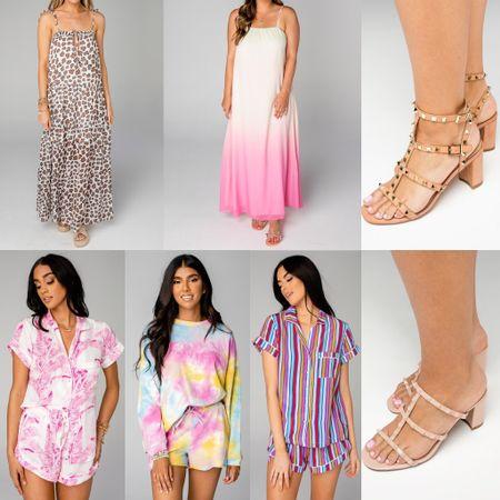 Dresses and loungewear on sale http://liketk.it/3hvuo #liketkit @liketoknow.it #LTKunder100 #LTKunder50 #LTKsalealert