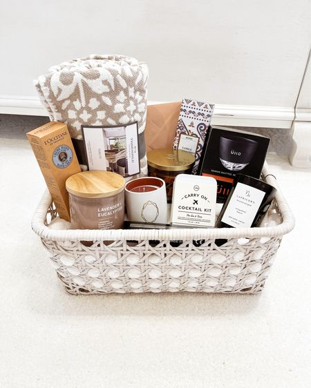 Mother's Day Gift Basket! Most things in here are from Target! Some great Target Finds #LTKhome #LTKunder100 #liketkit @liketoknow.it http://liketk.it/3eHbm @liketoknow.it.home