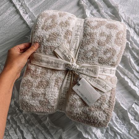 Barefoot dreams into the wild blanket on sale   #LTKhome #LTKstyletip #LTKsalealert